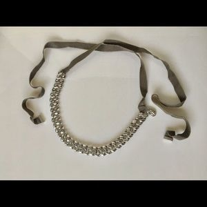 MARC by MARC JACOBS chain-link choker necklace